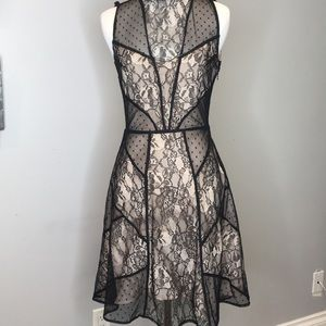🆕 H&M Gold Label NWT Stretch lace Dress